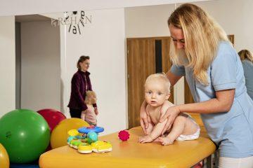 Fizjoterapia dzieci